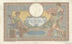 100 Francs LUC OLIVIER MERSON sans LOM FRANCE  1919 F.23.11 TB+