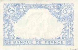 5 Francs BLEU FRANCE  1915 F.02.29 SUP