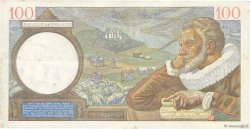 100 Francs SULLY FRANCE  1940 F.26.30 TTB