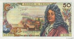 50 Francs RACINE FRANCE  1972 F.64.20 TTB