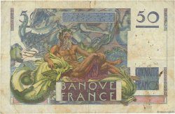 50 Francs LE VERRIER FRANCE  1946 F.20.02 TB