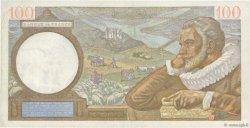 100 Francs SULLY FRANCE  1942 F.26.68 TTB+