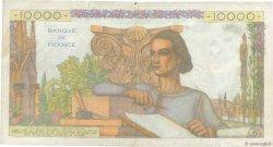 10000 Francs GÉNIE FRANÇAIS FRANCE  1955 F.50.74 TB à TTB