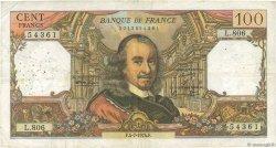 100 Francs CORNEILLE FRANCE  1974 F.65.46 TB