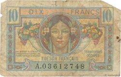 10 Francs TRÉSOR FRANÇAIS FRANCE  1947 VF.30.01 B