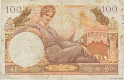 100 Francs TRÉSOR FRANÇAIS FRANCE  1947 VF.32.01 pr.TB