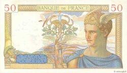 50 Francs CÉRÈS FRANCE  1936 F.17.31 SUP+