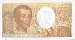 200 Francs MONTESQUIEU FRANCE  1992 F.70.12a SPL