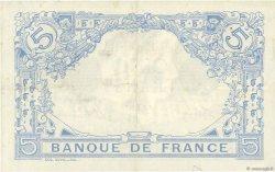5 Francs BLEU FRANCE  1916 F.02.36 TTB