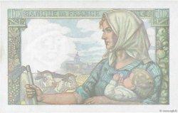 10 Francs MINEUR FRANCE  1942 F.08.05 pr.SPL