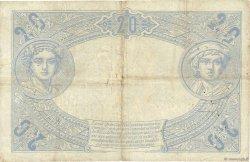 20 Francs BLEU FRANCE  1912 F.10.02 pr.TB