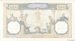 1000 Francs CÉRÈS ET MERCURE type modifié FRANCE  1940 F.38.41 pr.SUP