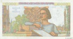 10000 Francs GÉNIE FRANÇAIS FRANCE  1953 F.50.68 TTB