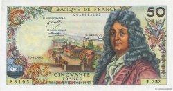 50 Francs RACINE FRANCE  1974 F.64.27 SUP+