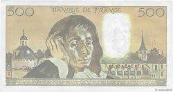 500 Francs PASCAL FRANCE  1993 F.71.51 TTB+