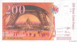 200 Francs EIFFEL FRANCE  1995 F.75.01 SUP
