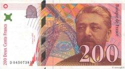 200 Francs EIFFEL FRANCE  1996 F.75.03b TTB