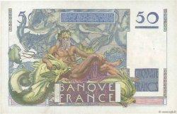50 Francs LE VERRIER FRANCE  1950 F.20.15 pr.SUP