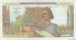 10000 Francs GÉNIE FRANÇAIS FRANCE  1952 F.50.60 pr.TTB