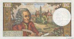 10 Francs VOLTAIRE FRANCE  1963 F.62.05 TTB