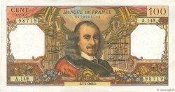 100 Francs CORNEILLE FRANCE  1966 F.65.12 TTB