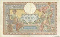 100 Francs LUC OLIVIER MERSON sans LOM FRANCE  1917 F.23.09 pr.TTB