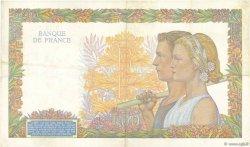 500 Francs LA PAIX FRANCE  1940 F.32.09 TTB