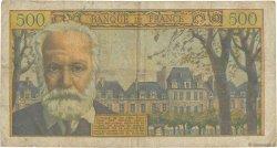 500 Francs VICTOR HUGO FRANCE  1955 F.35.05 pr.TB