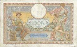100 Francs LUC OLIVIER MERSON type modifié FRANCE  1937 F.25.02 TB+