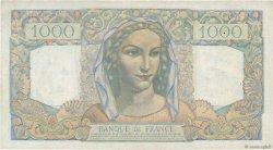 1000 Francs MINERVE ET HERCULE FRANCE  1949 F.41.27 TTB