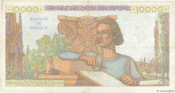 10000 Francs GÉNIE FRANÇAIS FRANCE  1952 F.50.61 TB
