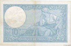 10 Francs MINERVE modifié FRANCE  1941 F.07.26 pr.SUP