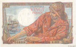 20 Francs PÊCHEUR FRANCE  1949 F.13.15 SPL+