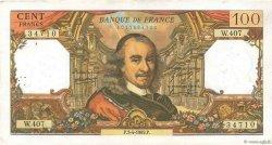 100 Francs CORNEILLE FRANCE  1969 F.65.26 TTB