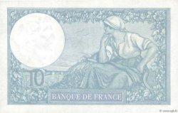 10 Francs MINERVE modifié FRANCE  1939 F.07.11 pr.SPL