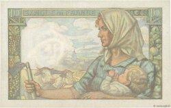 10 Francs MINEUR FRANCE  1947 F.08.18 pr.SPL
