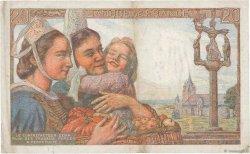 20 Francs PÊCHEUR FRANCE  1942 F.13.04 pr.TTB