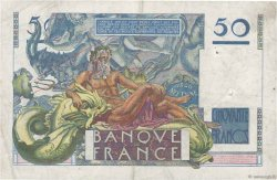 50 Francs LE VERRIER FRANCE  1946 F.20.06 pr.TTB