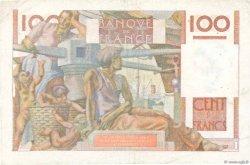 100 Francs JEUNE PAYSAN FRANCE  1946 F.28.04 TB+