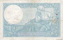 10 Francs MINERVE modifié FRANCE  1940 F.07.22 TB+