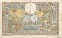 100 Francs LUC OLIVIER MERSON sans LOM FRANCE  1914 F.23.06 pr.TB