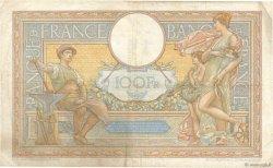 100 Francs LUC OLIVIER MERSON type modifié FRANCE  1938 F.25.26 TB