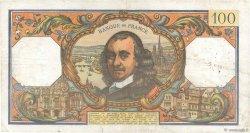 100 Francs CORNEILLE FRANCE  1966 F.65.13 TB