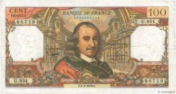 100 Francs CORNEILLE FRANCE  1976 F.65.52 TB