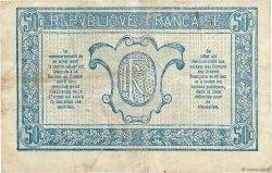 50 Centimes TRÉSORERIE AUX ARMÉES FRANCE  1919 VF.02.05 TB+