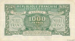 1000 Francs MARIANNE FRANCE  1945 VF.12.01 pr.TTB