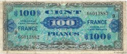 100 Francs VERSO FRANCE FRANCE  1945 VF.25.09 TB