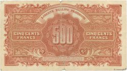 500 Francs MARIANNE FRANCE  1945 VF.11.01 pr.TB