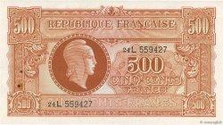 500 Francs MARIANNE FRANCE  1945 VF.11.01 pr.SPL