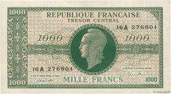 1000 Francs MARIANNE FRANCE  1945 VF.12.01 SUP
